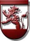 red lion shield